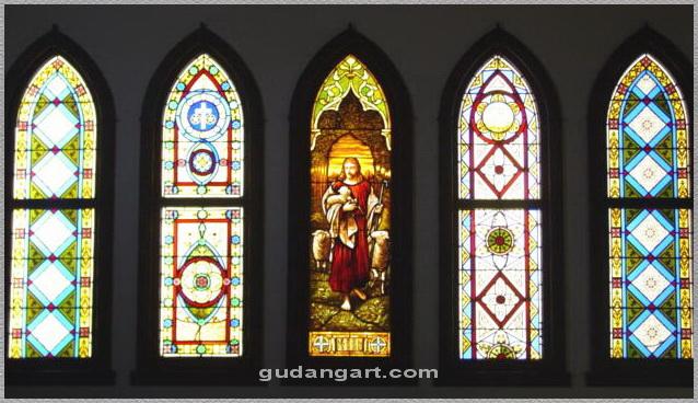 Desain Jendela Gereja   Gudang Art Pusat Kerajinan Tembaga, Kuningan ...